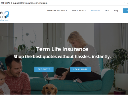 Term Life Insurance – Shop the best quotes without hassles, instantly.
